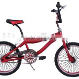 20 inch BMX bicycle with alloy rim 68H