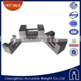 OIML standard stainless steel 20kg rectangular weight, F1 F2 M1 calibration weights, weight vest 20kg