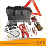wholesale china multifunction booster light battery portable high quality auto emergency kit