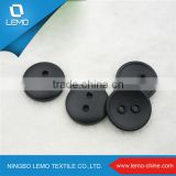 Lemo 2015 Top sale factory price high visibility button shirts, two holes plastic buttons for baby sweaters