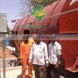 Turning waste into wealth tire buffing machine
