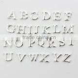 "DIY Fashion Sliver Floating Charms Locket Alphabet Charms ""A""-""Z"" 26 Letter Charms"