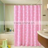 Wholesale home goods waterproof shower curtains