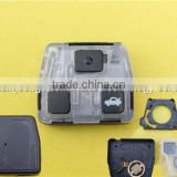Keyless electronic board case for Toyota RAV4 Kluger Avensis Tarago chip key                                                                         Quality Choice