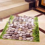 new design best quality bathroom mat sets wholesale /printed mats