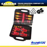 CALIBRE 13pc VDE tool insulated combination pliers and screwdrivers tool set combined tool set
