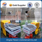 wide applications automatic cement mortar machine for spray wall, pump to spray cement mortar