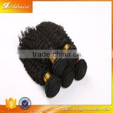 Hot Sale Triple Drawn Machine Weft Jerry Curl Bundles100% Virgin Human Hair Extension Malaysian/Peruvian Wigs