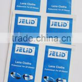 Disposable Moistened Eyeglass Cleaner Wet Lens Cleaner With Good Quality and Price