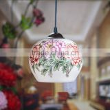 Pastel Design light fixture of ceiling ball modern led pendant light