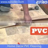 vinyl flooring with click