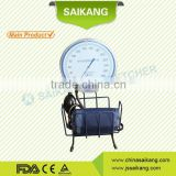 China factory aneroid sphygmomanometer with stethoscope