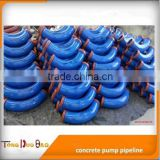 Construction Machinery Parts constriuction building construction top level truck mounted steel concrete pump eblow