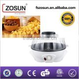 ZS-202A Hot Air Popcorn Maker/Coffee Bean Roaster
