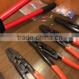 Terminal crimping pliers ( KORT Crimping Tool ) for cable end sleeves