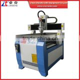 Cnc router machine high accuracy mach 3 control 4 axis MDF engraving machine 6090                                                                                                         Supplier's Choice