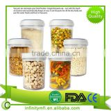 Professional Kitchen Accessories Seal Electronic Food Storage Vacuum Containers