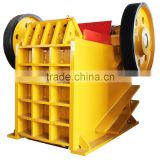Hot sale Sanyyo High Manganese Cast Steel stone crusher jaw crusher with good reputation in India