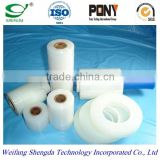 2014 hot new PE,LDPE, LLDPE, EVA material and transparent protective film