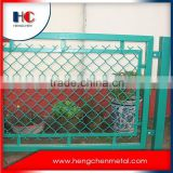 6ftx12ft temporary decorative chain link fence