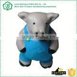 New Design bouncing toy animal shaped stress ball