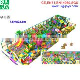 Indoor soft play centre equipment for sale/Kindergarten indoor playground equipment for kids