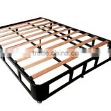 Night Therapy Smart Base Steel Bed Frame Foundation Queen - New