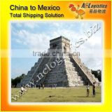 Import Logistics From Dongguan To Vera Cruz Mexico