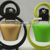 "2"" swiss cow bell with napkin holder A4-C019 various colors available ,for hotel and restaurant use (A580)"