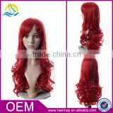 Quality guaranteed High Temperature Fiber cheap can dye synthetic wig