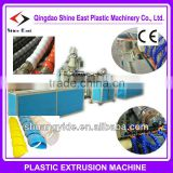 Cable Winding Pipe Machine / Hydraulic Spiral Sheath Wrap Tube Protector Production Line Equipment in Qingdao Shandong China