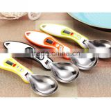 2016 new arrival novelty Detachable Digital Measure Spoons With Scale For Kitchen Cooking Tools Measuring Scale