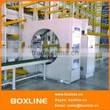 Automatic Horizontal Orbital Pipe Bundle Wrapping Machine