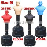 Adjustable professional martial arts dummy free standing punching bag boxing punching kick boxing punching bag