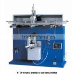 good raw material new Technology screen printing machinery for plastic water bottle lable
