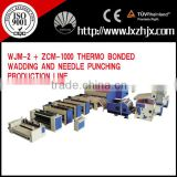 ZCM-1000 Sheep wool felting machine