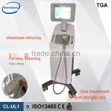 Ftd clinic HIFU detox equipment slimming