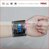 portable popular soft 650nm bio soft laser therapy apparatus blood pressure control watch