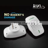 Powerful Motion Activated Electronic Indoor Animal Rodent ultrasonic pest repeller electronic pest chaser