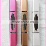 RO-1309 Two Heads Ionic Vibration Magic Eye Beauty Pen, Eye Wrinkle Removal Massager