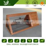 Wholesale keep out the cold firm large wooden rabbit hutch covers for sale