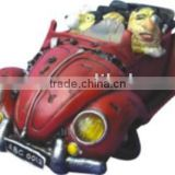 Factory directly Polyresin toy cars model