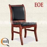 wood chair in cafe leather executive chair meeting room chair