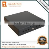 Hot cash register cash drawer Powder coating manual cash drawer