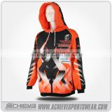 Customized Hoodie Pullover Hoodies sublimated hoodie For Men and Women