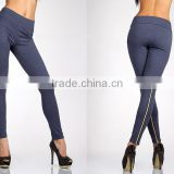 latest oversized XL XXL XXXL fat women zip slim fit leggings tights