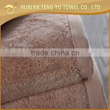 100% cotton 5 star hotel woven cotton terry towel