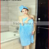 Woven Technics and Compressed,Disposable,Quick-Dry,softextile Feature hair towel and bath wrap