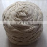 Chinese Sheep Wool Tops 18.5mic/44mm