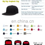 Wholesales CAP05 Logo Printing Embroidery and Cap design Promotional SnapBack Cap